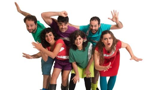 Barbatuques nas férias de janeiro no Teatro Folha