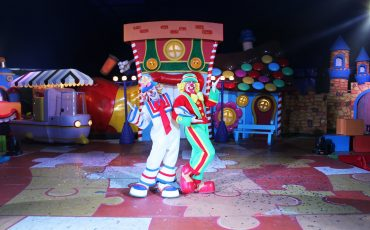 Patati Patatá volta a São Paulo com circo próprio