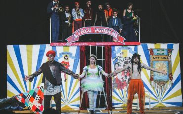 Circo Teatro Palombar fará apresentações gratuitas
