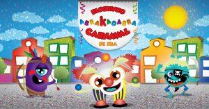 Abrakadabra Fantasias terá Pré- Carnaval de rua para crianças em São Paulo