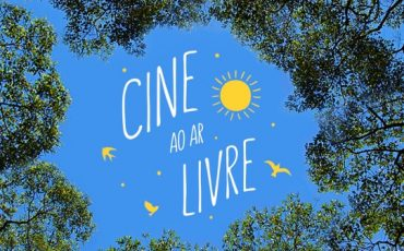 Cine ao Ar Livre oferece cinema gratuito e acessível para toda a família