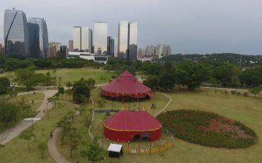 Respeitável público! O Circo Zanni volta com programação gratuita no Parque do Povo