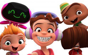 Discovery Kids Arena traz Mini Beat Power Rockers, Luna, Doki e Zak Storm para o Shopping Market Place