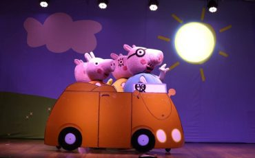 Musical Infantil: Pig Pig's Brincando e Cantando no Teatro BTC