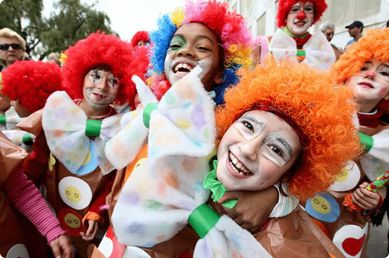 Shopping Tamboré promove Bailinho de Carnaval infantil