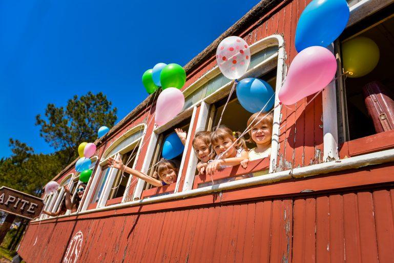 Expresso Kids é garantia de diversão para toda família