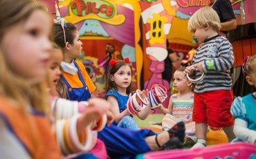 Play Space traz shows com Equestria Girls, Jasmine e Aladdin, Ariel, Moana, Frozen, entre outros