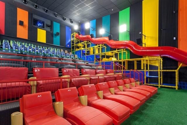 Sala Junior Cinépolis no Iguatemi Aphaville é pura diversão para as crianças e inaugura no dia 17 de fevereiro