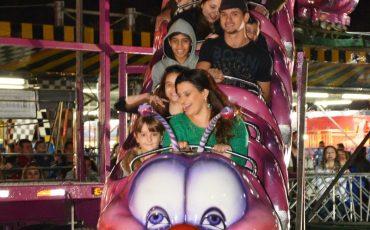 Shopping D recebe Parque de Diversões com brinquedos para toda a família