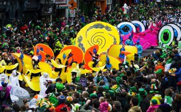 Saint Patrick's Day terá edição cultural na Av. Paulista em São Paulo