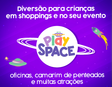 Play Space: Espaço para Festa Infantil e Recreação no Shopping