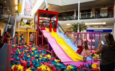 """Corrida de Kart e """"O Incrível Mundo Doce"""" invadem Shopping Tamboré"""