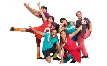 Barbatuques se apresenta na Casa Natura Musical com um show divertido para toda a família