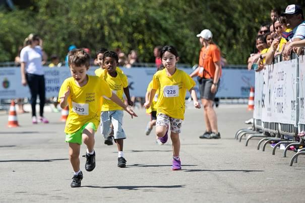 Sesc São Caetano promove atividades com o projeto Esporte Criança
