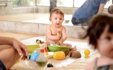 Casas de brincar: bebês e crianças pequenas também têm vez nos passeios