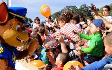 """Nickelodeon promove 3ª edição gratuita do """"Dia de Brincar"""""""