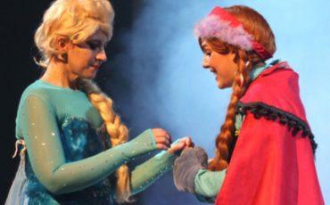 """""""Uma Aventura Congelante no Teatro"""" tem reestreia a R$ 10,00 e venda exclusiva no Passeios Kids"""