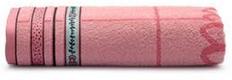 Toalha de banho Hello Kitty Artex, 100% algodão, fio penteado, barra em jacquard – R$ 49,90