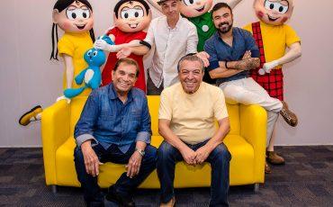 Mauricio de Sousa e Dedé Santana estrearão o Circo Turma da Mônica em junho