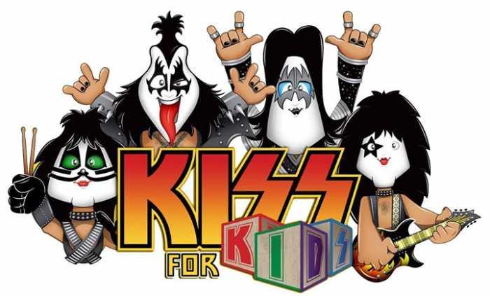 Sunday Music for Kids com show do Kiss for Kids é diversão para as famílias do ABC