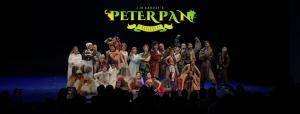 Espetáculo Peter Pan na Broadway