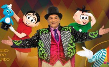 Circo Turma da Mônica confirma data de estréia