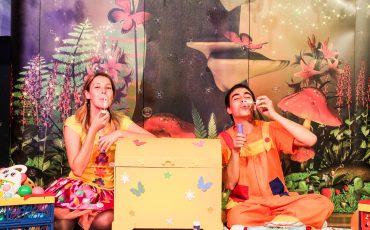 Espetáculo para bebês 'Um Baú de Barulhinhos' faz apresentações gratuitas no Shopping Iguatemi São Paulo