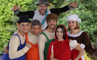 """Espetáculo """"Chapeuzinho Vermelho"""" tem apresentação a R$ 15,90 no Teatro Maria Della Costa"""
