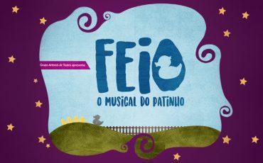 """Teatro Dr Botica terá """"Feio, O Musical do Patinho"""""""