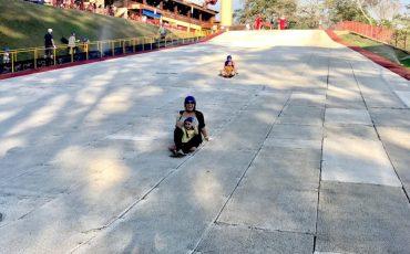 Ski Mountain Park é diversão para toda a família neste inverno