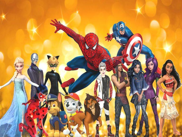 Diante do sucesso, Kids Show Especial 2 tem novos personagens, algodão doce e desconto no Passeios Kids