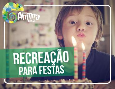 Faça sua festa com a Anima Brasil