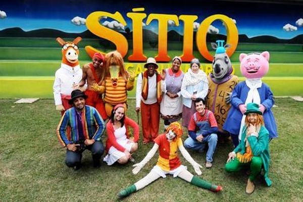 Arraial Junino no Holiday Inn Parque Anhembi e Sítio do Picapau Amarelo com desconto do Passeios Kids