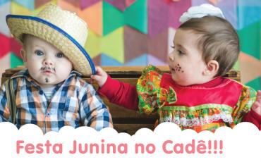 Tem Mini Caipira aí? Cadê terá Festa Junina para bebês de SP
