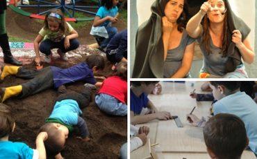 Sesc Vila Mariana terá passeio no parque, contação de história  e construção de brinquedos de madeira para pais e filhos