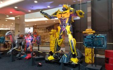 """GRATUITO E IMPERDÍVEL! Férias com """"Transformers"""" no Shopping Vila Olímpia"""
