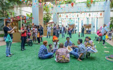 Shopping Vila Olímpia realiza Festa Junina no Terraço com entrada gratuita