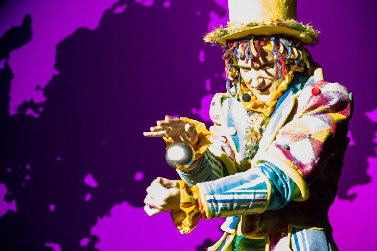 Cirque La Force faz apresentações de tirar o folego no Anhembi