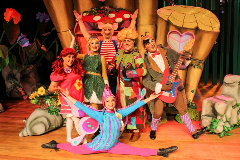 """Espetáculo infantil """"Joaninha Douradinha"""" com 50% de desconto no Teatro Viradalata"""