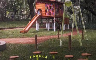 Parque Buenos Aires, em São Paulo, tem novo Espaço de Brincar do Erê Lab