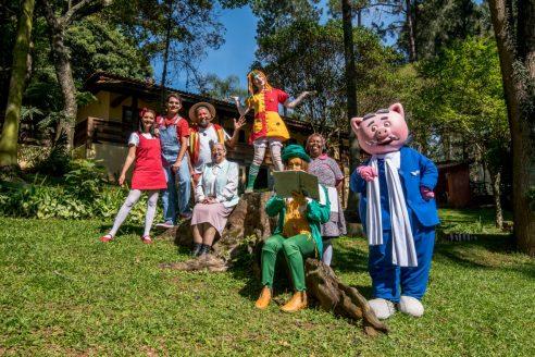 Sitio do Picapau Amarelo abre suas portas para as famílias