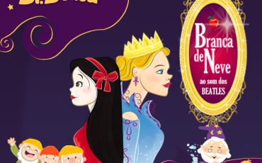 """Imperdível: Espetáculo """"Branca de Neve ao Som de Beatles"""" fará apresentações no Teatro Dr. Botica"""