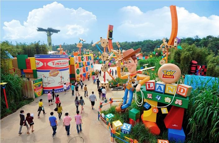 Disney divulga vídeo com imagens da Toy Story Land que inaugura no dia 30 de junho