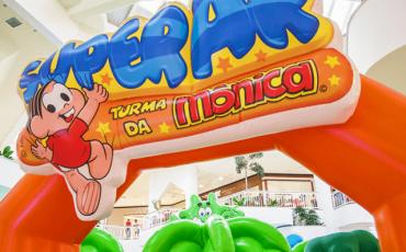 SuperAR Turma da Mônica é a nova atração no Anhanguera Parque Shopping