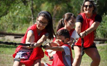 Nas férias tem Expresso Kids Adventure com passeio de Maria Fumaça, Arvorismo, Oficina de Trapézio e muito mais