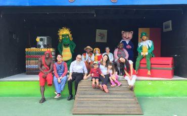 Experiência: Fomos conhecer o Sítio do Picapau Amarelo