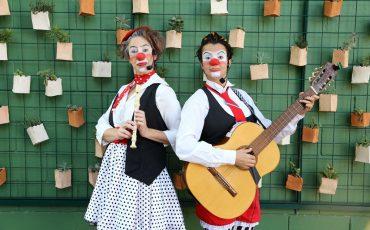 Circo di Sóladies apresenta espetáculo de Palhaçaria Feminina no SESC São Caetano