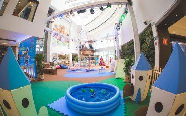Férias no Shopping Jardim Sul, no Morumbi, tem Quintal de Brincadeiras e Espaço Geek