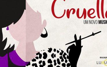 """Chega ao Teatro Dr Botica """"Cruella – Um Novo Musical"""" com desconto no Passeios Kids"""