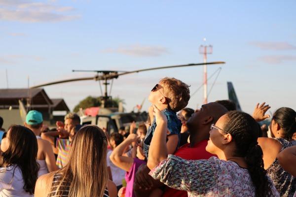 GRATUITO! Domingo Aéreo acontece no Campo de Marte no dia 26 de Agosto com várias atrações para as famílias